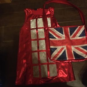 Other - Children's Telephone Booth Costume